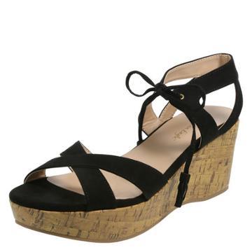 American Eagle Women's Nelle Platform Wedge Sandal