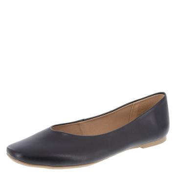 Christian Siriano For Payless Women's Claudia Snip Toe Ballet Flat
