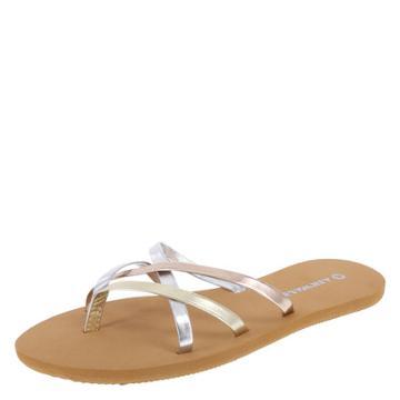 Airwalk Women's Songg Strappy Flip Flop