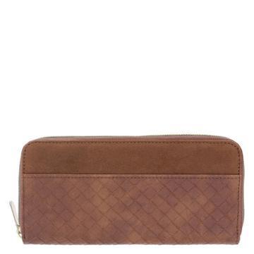 Minicci Women's Tracey Woven Wallet