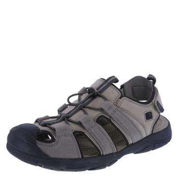 Rugged Outback Men's Stream Bumptoe Sandal