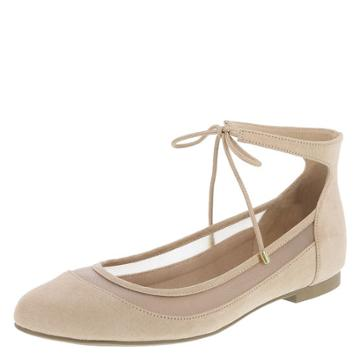 Christian Siriano For Payless Women's Annalee Ankle Tie Flat