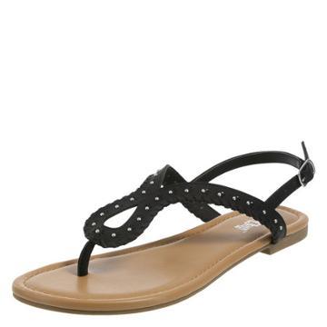 Brash Women's Wishful Embellished Flat Sandal