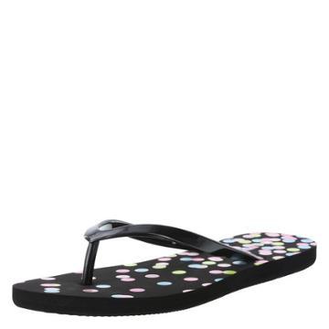 Airwalk Women's Dotted Flip Flop Sandals