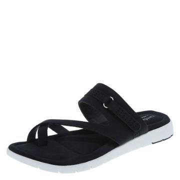 Comfort Plus By Predictions Women's Penny Flat Sandal