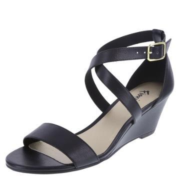 Fioni Women's Princess Mid-wedge Sandal