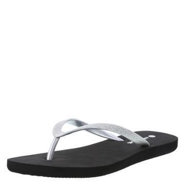 Airwalk Women's Glitter Flip Flop Sandals