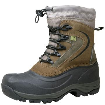 Rugged Outback Men's Apex Leather Waterproof Boots