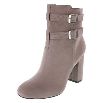 Christian Siriano For Payless Women's Waylan Double Buckle Boot