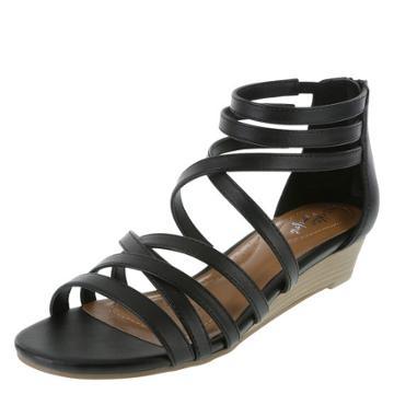 Dexflex Comfort Women's Nessa Low Wedge Sandal