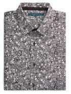 Perry Ellis Exclusive Bold Paisley Print Shirt