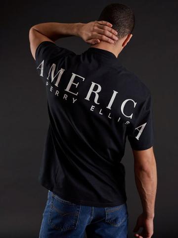 Perry Ellis Logo America T-shirt