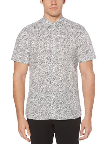 Perry Ellis Paisely Print Shirt