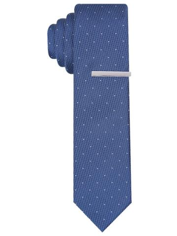 Perry Ellis Slim Mini Dot Tie