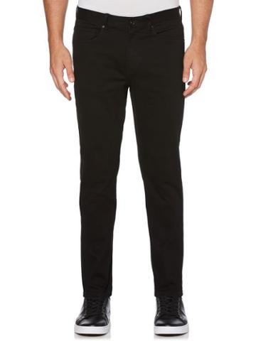 Perry Ellis Slim Fit Sulphur Denim Jeans