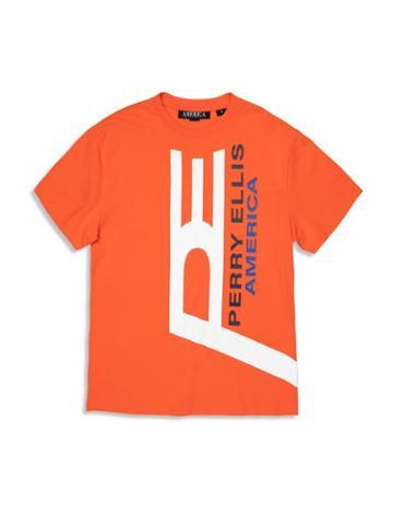 Perry Ellis Logo Pe T-shirt