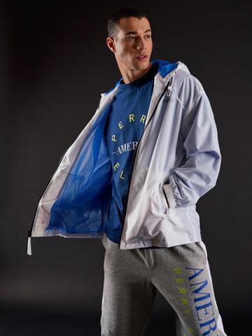 Perry Ellis Full Zip Hood Jacket
