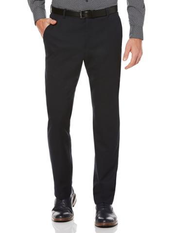 Perry Ellis Solid Texture Suit Pant