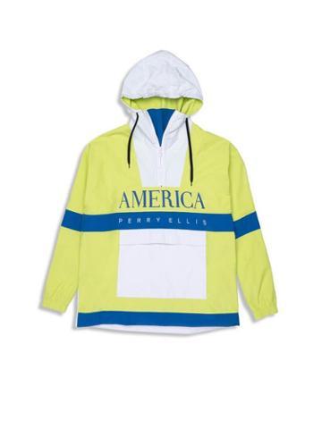 Perry Ellis Popover Jacket