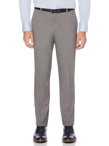 Perry Ellis Check Stretch Dress Pant