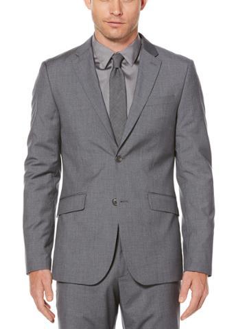 Perry Ellis Slim Textured Suit Jacket