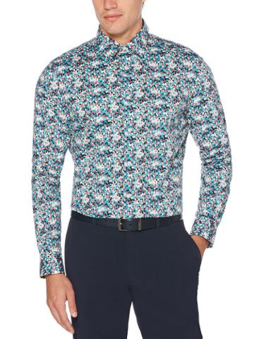 Perry Ellis Confetti Shirt