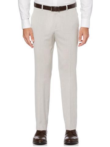 Perry Ellis Slim Fit End-on-end Suit Pant