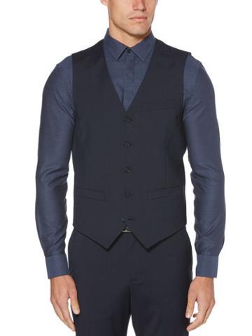 Perry Ellis Subtle Pin Stripe Suit Vest