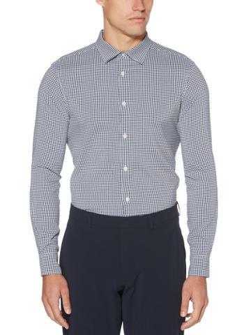 Perry Ellis Total Stretch Check Shirt