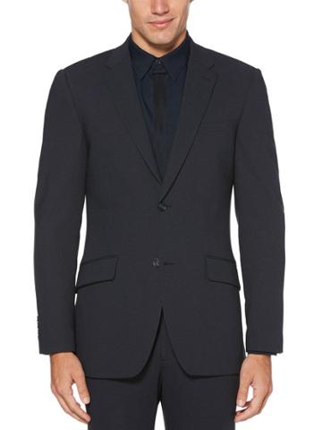 Perry Ellis Very Slim Fit Pattern Knit Suit Jacket