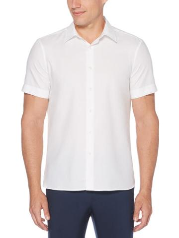 Perry Ellis Resist Spill Micro Stripe Dobby Shirt