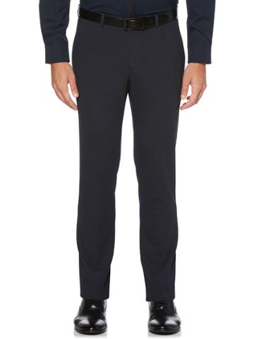 Perry Ellis Very Slim Fit Pattern Knit Suit Pant