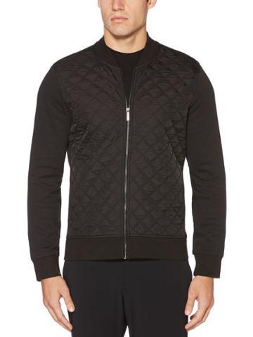 Perry Ellis Full Zip Woven Jacket