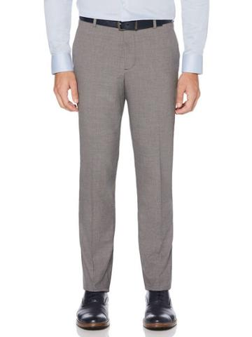 Perry Ellis Check Stretch Dress Pants