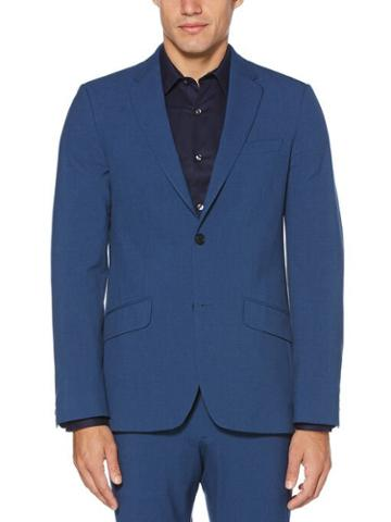 Perry Ellis Slim Fit Washable Solid Suit Jacket