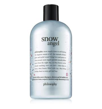 Philosophy New For Holiday,snow Angel Shower Gel