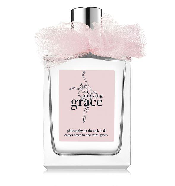 Philosophy Spray Fragrance 2 Oz.,amazing Grace Nutcracker Edition