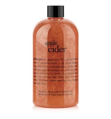 Philosophy Shampoo, Shower Gel & Bubble Bath,apple Cider
