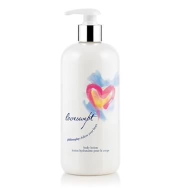 Philosophy Body Lotion,loveswept