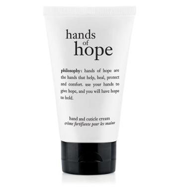 Philosophy Hand And Cuticle Cream,
