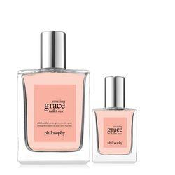 Philosophy Amazing Grace Spray Fragrance,amazing Grace Ballet Rose At Home And On The Go