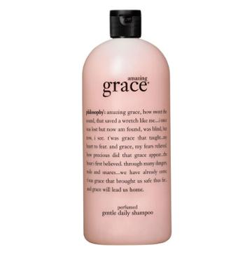 Philosophy Perfumed Gentle Daily Shampoo,amazing Grace