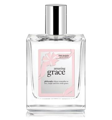Philosophy Eau De Toilette,amazing Grace 20th Birthday Special Edition Spray Frag