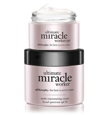 Philosophy Online Exclusive,ultimate Miracle Worker Day Eye Duo