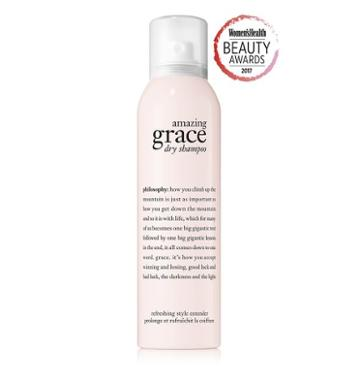 Philosophy 4.3 Oz. Refreshing Style Extender,amazing Grace Dry Shampoo