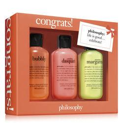 Philosophy Senorita Margarita Shampoo, Shower Gel & Bubble Bath 6 Oz., Melon Daiquiri Shampoo, Shower Gel & Bubble Bath 6 Oz.