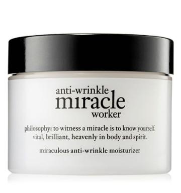 Philosophy Anti-wrinkle Moisturizer,anti-wrinkle Miracle Worker