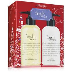 Philosophy New For Holiday!,fresh Cream Hand Care Set