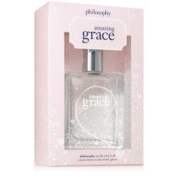 Philosophy 2 Oz Limited Edition Holiday Eau De Toilette,amazing Grace Snow Globe