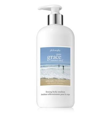 Philosophy Firming Body Emulsion,pure Grace Summer Surf